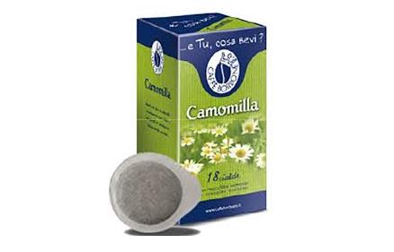 borbone - camomilla